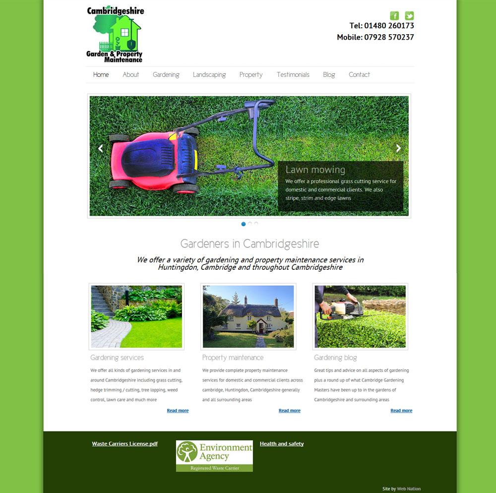 Garden Web Design Design Web Design For Gardeners
